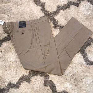 NWT Men's banana republic tailored slim fit pants